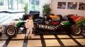 Návštěva sídla Force India